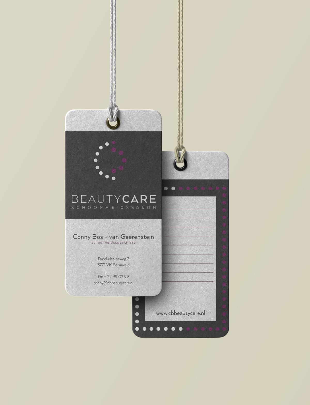 Beauty Care - corporate identity