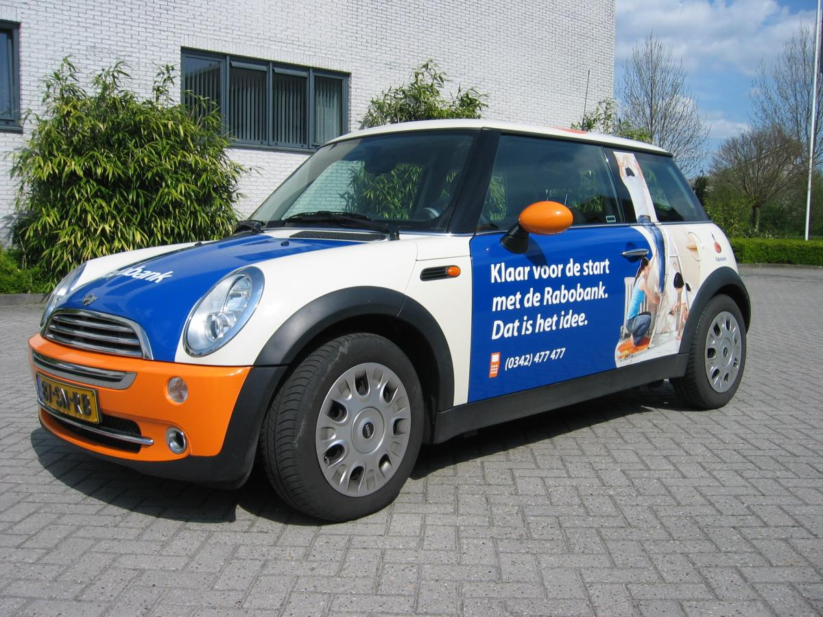 Rabobank auto signing